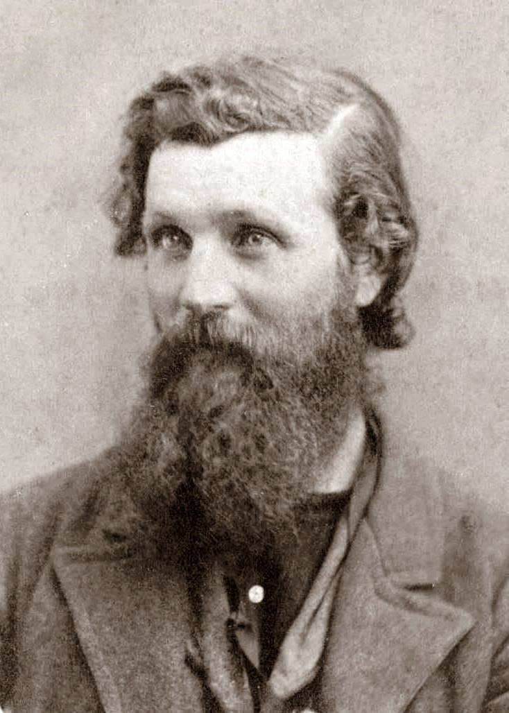 "Wilderness advocate and poet -- ""the father of Yosemite National Park"" -- John Muir"