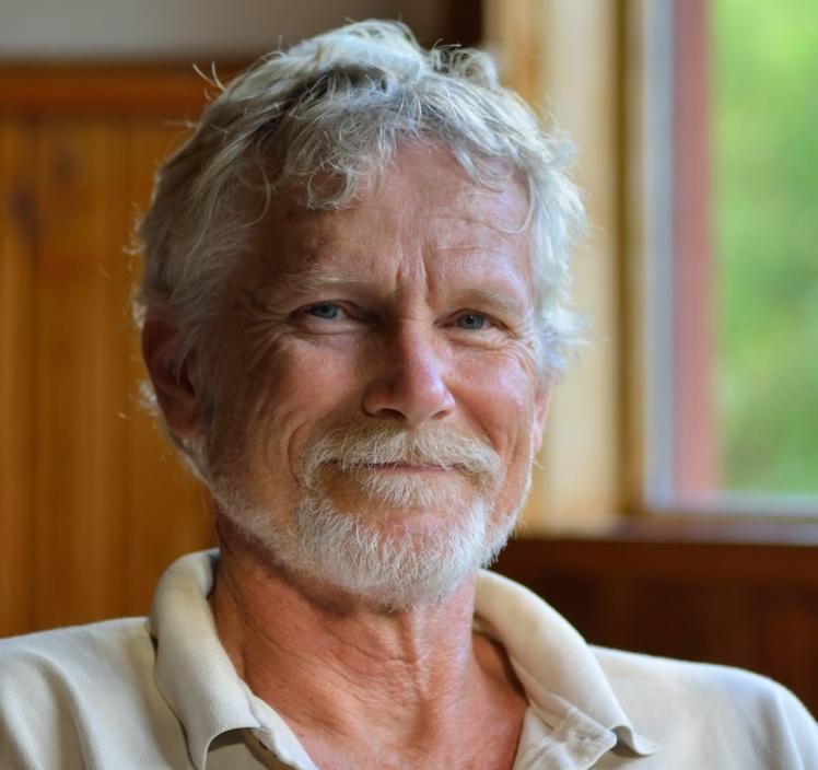Jim Holland, candidate, Kaslo Village Council